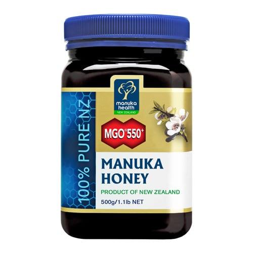 MGO 550+ Manuka medus