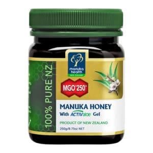 Manuka honey Aloe vera