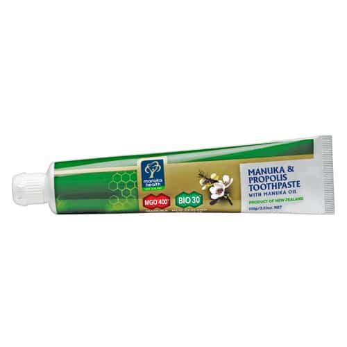 Manuka toothpaste